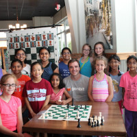Donation to Girls Chess Initiative