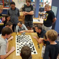 2019 Back to School Bughouse Night - For Members Only